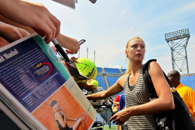 US Open Tennis TV Schedule 2012: Complete TV Listings for Day 1