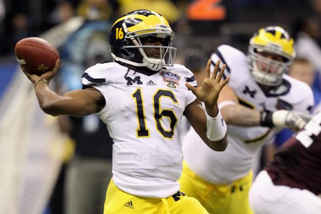 Michigan Football: Biggest Obstacles Facing the Wolverines in 2012