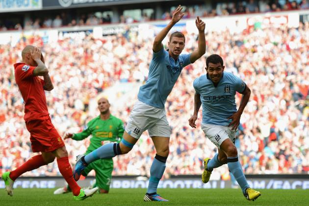 Liverpool FC: Rating the Reds in Disappointing  2-2 Draw with Manchester City