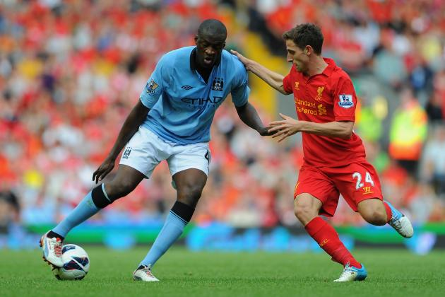 Liverpool Show Promise as Manchester City's Unconvincing Start Continues