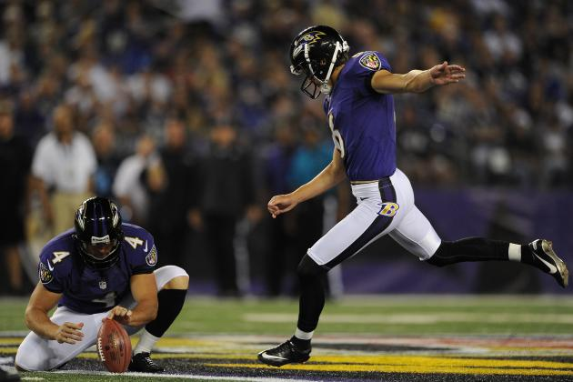 Fantasy Football 2012: Introducing Baltimore Ravens' Rookie Kicker Justin Tucker