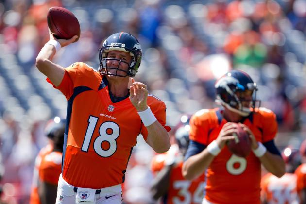 Peyton Manning: How the Broncos QB Fared Against the Niners