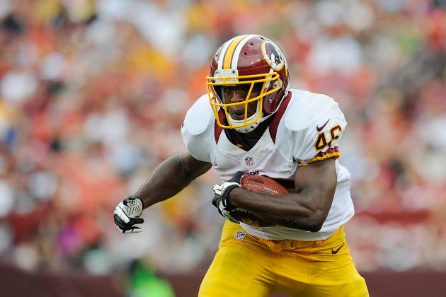 Alfred Morris Could Be the Redskins' Starter Very Soon