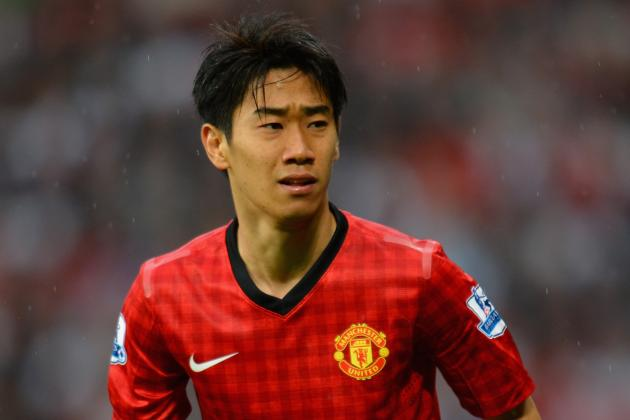 Shinji Kagawa Could Have a Bigger Influence at United Than RVP