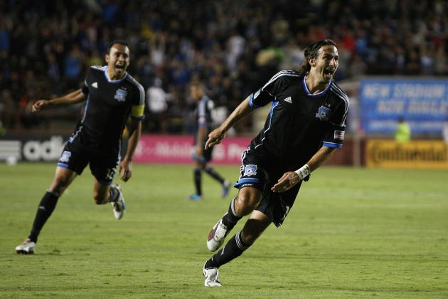 San Jose Earthquakes Throttle Colorado Rapids 4-1, Increase Lead Atop West