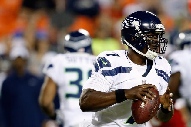 Breaking News: Buffalo Bills to Trade for Tarvaris Jackson