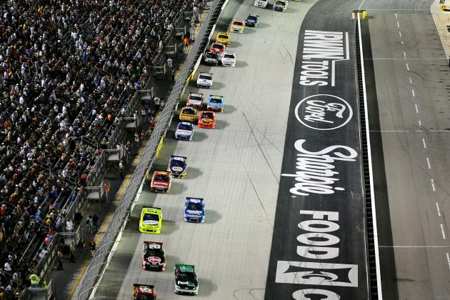 NASCAR Irwin Tools Night Race: Old School Bristol with New School Racing