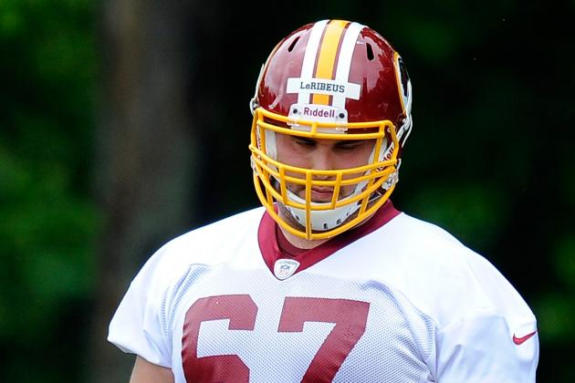 Washington Redskins: Which Rookie Has Impressed the Least?