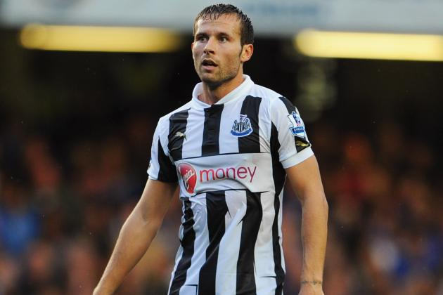 Arsenal Transfer Rumors: Gunners Must Sign Yohan Cabaye to Replace Alex Song