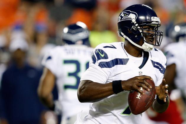Seattle Seahawks and Buffalo Bills Find Win-Win in Tarvaris Jackson Trade