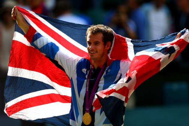 U.S. Open Tennis 2012: Andy Murray Will Continue Olympic Success