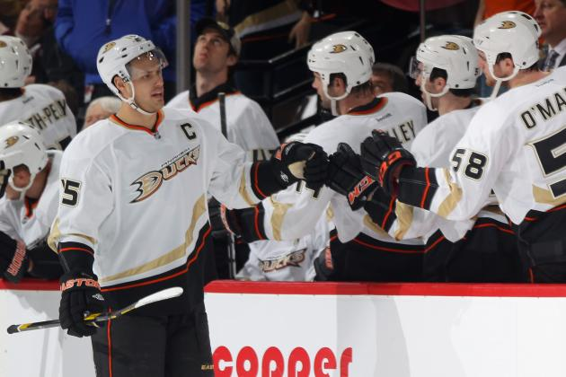 Toronto Maple Leafs Speculation: Why Leafs Should Not Target Ryan Getzlaf
