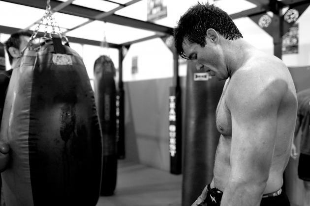 What Makes a Person Choose to Become a Professional Mixed Martial Artist?