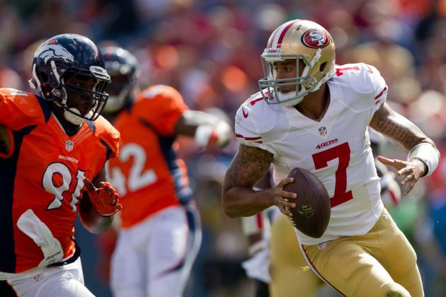 San Francisco 49ers vs. Denver Broncos: The Tale of Two Very Different Halves