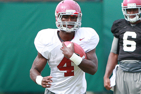 Alabama Football: How the Tide Are Upgrading Their Offensive Firepower