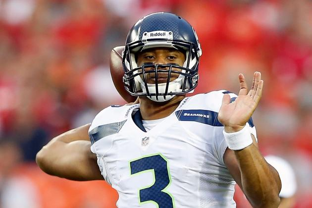 Seattle Seahawks Preseason Game 3: A Quick Look at the Russell Wilson Offense