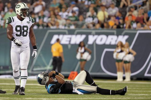 New York Jets Instant Impact: Carolina Panthers 17, New York Jets 12