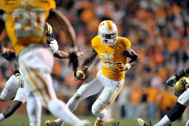 Tennessee Volunteers: Da'Rick Rogers Reportedly Transfers to Tennessee Tech