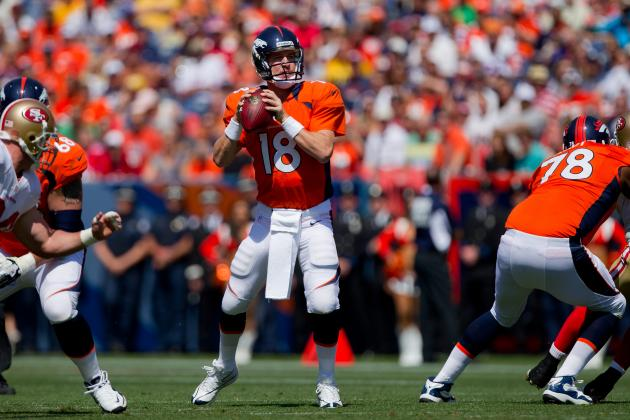 Breaking Down the Reasons Broncos Fans Should Be Worrying About Peyton Manning