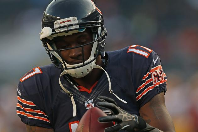 Fantasy Football 2012: How Chicago Bears Alshon Jeffery Could Be a Steal