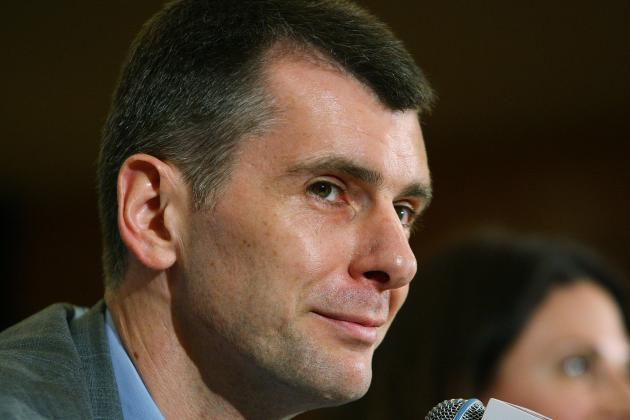 Brooklyn Nets: Why Mikhail Prokhorov Is Taunting New Yorks Knicks Ownership