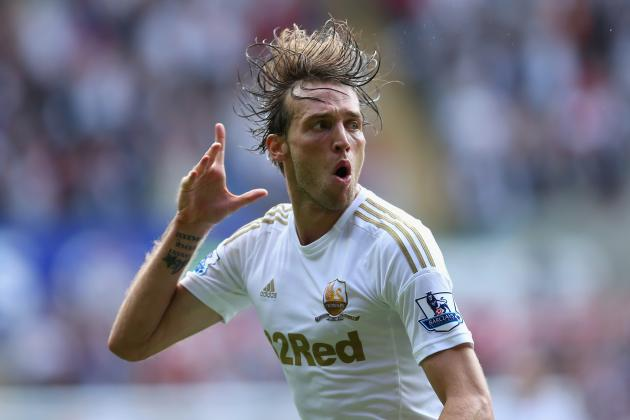 Premier League Scouting Report: Swansea City's Michu
