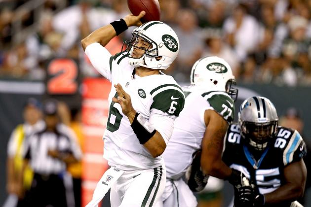 Jets vs. Panthers: Why the Woeful Production in the Passing Game for New York?