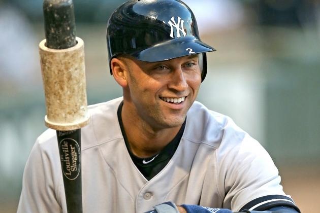 New York Yankees: Can Derek Jeter Win the Batting Title in 2012?