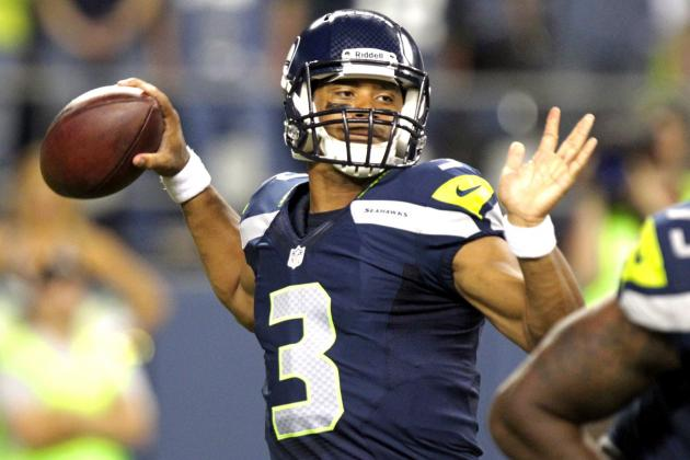 Russell Wilson Named Week 1 Starter for Seattle Seahawks