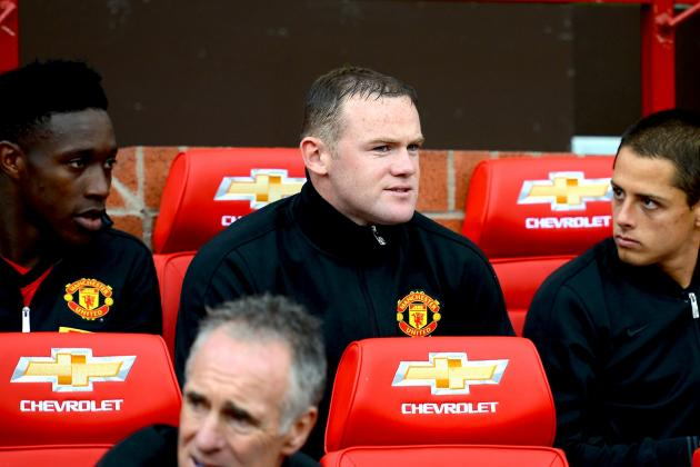 Wayne Rooney Injury Saves Ferguson from Van Persie Dilemma at Manchester United