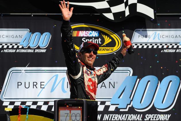 Will 2012 NASCAR Season Have Historic Ending for Greg Biffle?
