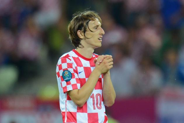 Tottenham Have Sold Luka Modric but Need to Find His Passing Replacement