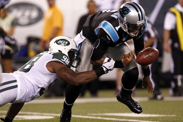 Panthers vs. Jets: Carolina's Offense a Dud Without Steve Smith