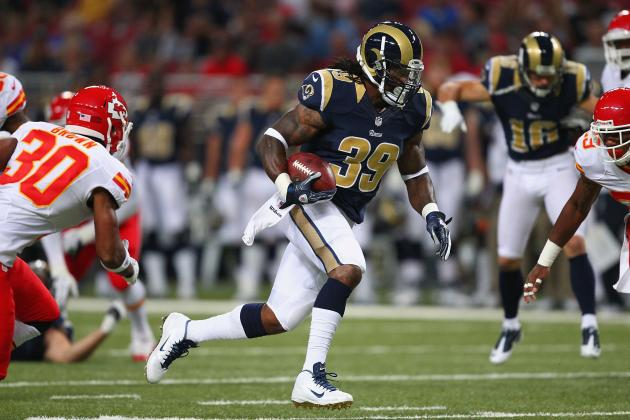 St. Louis Rams RB Steven Jackson: 2012 Fantasy Football Profile