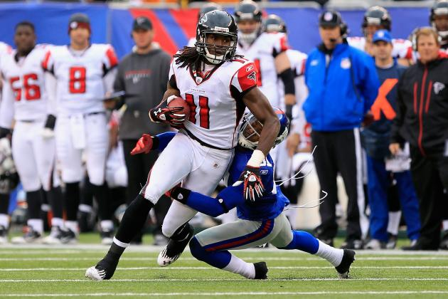 Fantasy Football: Updated Top 75 Wide Receivers in Standard-Scoring Leagues