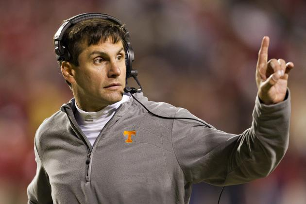 Tennessee Football: Even 9 Wins Not Enough for Dooley in Year 3 with Some Fans