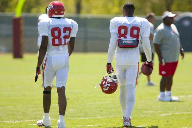 Dwayne Bowe and Jon Baldwin: Why Kansas City Chiefs WR Duo Is Best in AFC West
