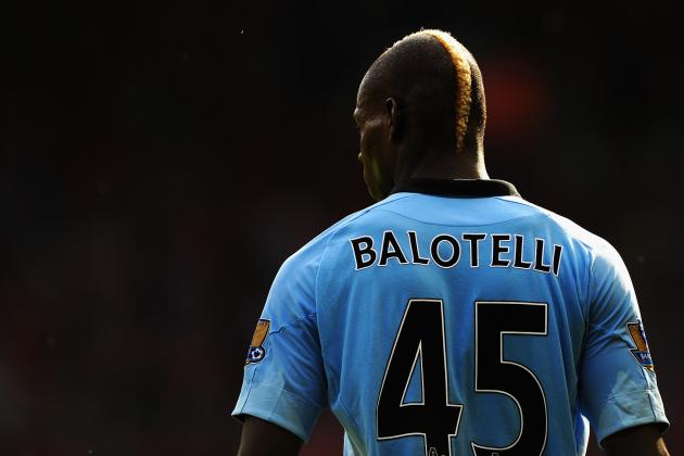 Mario Balotelli: Rating His Performance for Manchester City vs. Liverpool