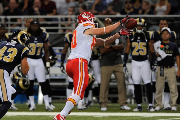 Kansas City Chiefs Offense Will Deploy a System Without a Fullback