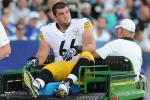 Steelers Lose 1st-Round Pick DeCastro for 3-5 Months