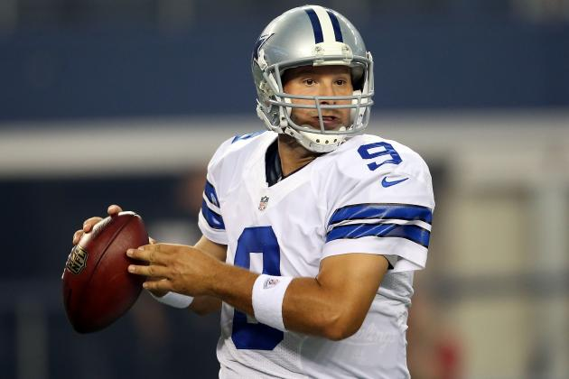 Cowboys Will Need to Overcome Significant Obstacles in Opener Against Giants