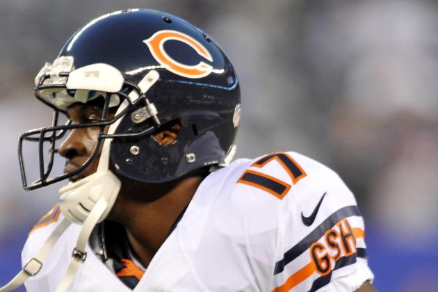 Chicago Bears: Why Alshon Jeffery Will Win the 2012 NFL Rookie of the Year Award