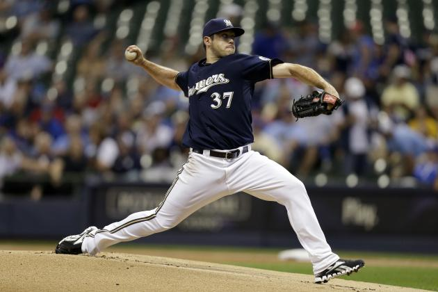 Milwaukee Brewers Recover Well After Being Shut out in Games