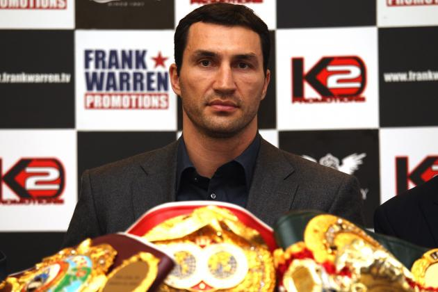W. Klitschko to Defend Title vs. 6-Foot-7 Wach