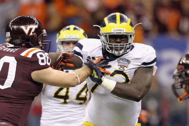 Michigan Football: Uncertainty on Defensive Line Spells Trouble Against Alabama