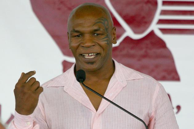 Mike Tyson to Hit Hong Kong Investor Forum
