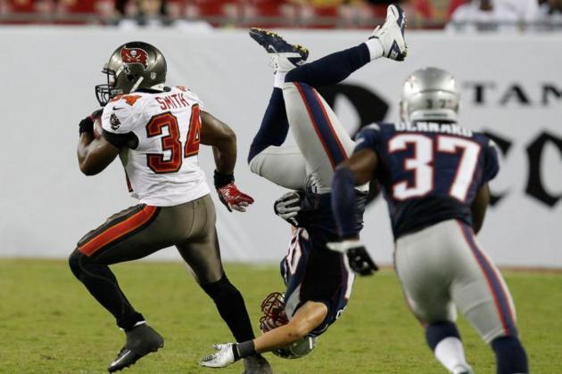 Michael Smith: Tampa Bay Buccaneers' Sweet Surprise