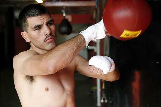 Angulo Wants Top Trainer, Open to Kirkland Rematch