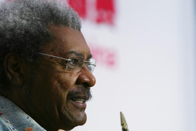 Don King Aims for Boxing Match in North Korea