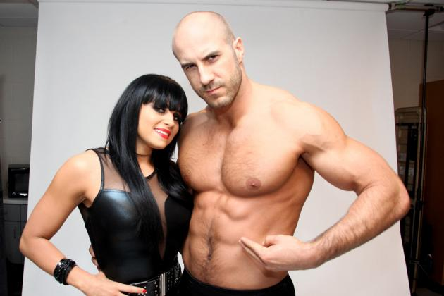 WWE Night of Champions 2012: Who Will Be Antonio Cesaro's First Main Challenger?